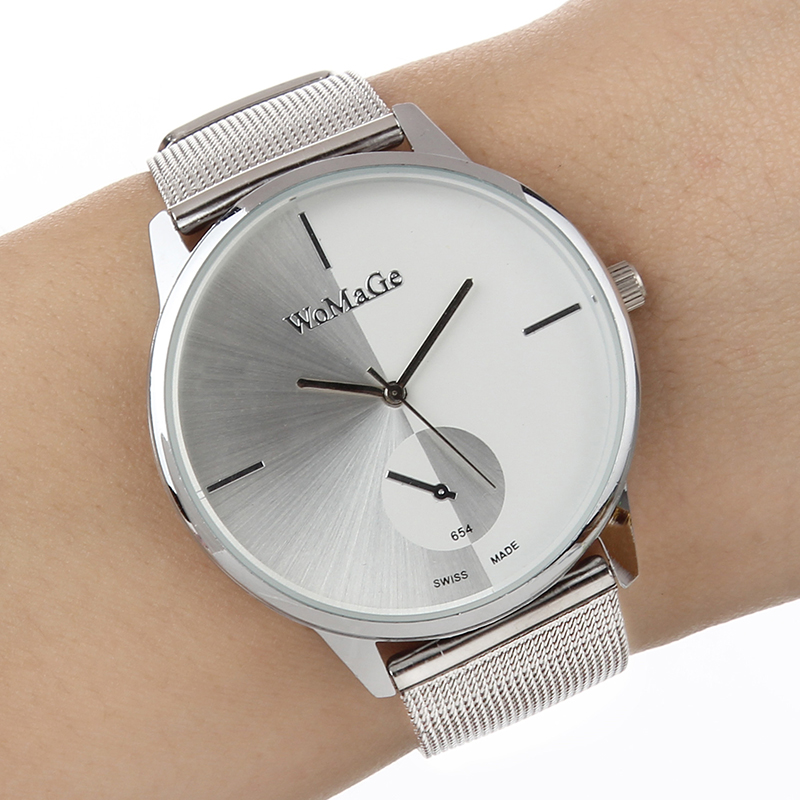 Best selling Couple watch montre femme Ultra Thin Uni
