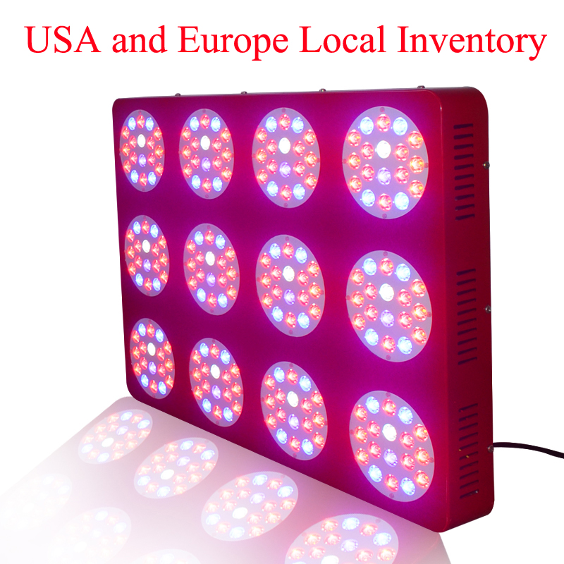 Shipping from Germany 1000w HPS Replacement Znet12 Full Spectrum LED Grow Light for Indoor Medical Plant