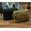 Multifuncional Paquete de La Cintura Militar Utility Cintura Bolsa de Transporte Modular Militar Bolso de La Cintura MOLLE Asalto Militar Bolso de la Carpeta 18*14 cm