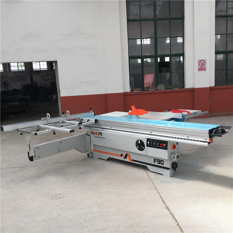 MJ-6130 Sliding Table Panel Saw 3000mm Length Table Saw Machine With Tilting 45 Degree Wood Cutting Saw Machine
