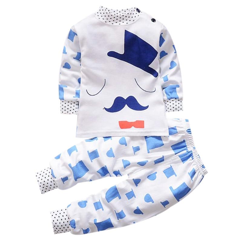 Kostymer för nyfödda baby killar barnkläder kläder för babyer - Babykläder