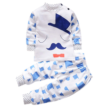 Costumes for newborns baby boys infant pullover clothes for Babies Loungewear layette sets T-shirts pants for girls clothing set