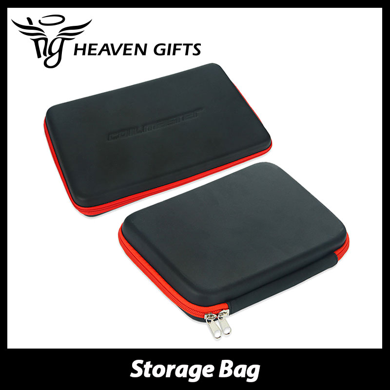 Electronic Cigarette Storage Bag with Weft Knitting Design Big Size Small Size ecig for batteries mods