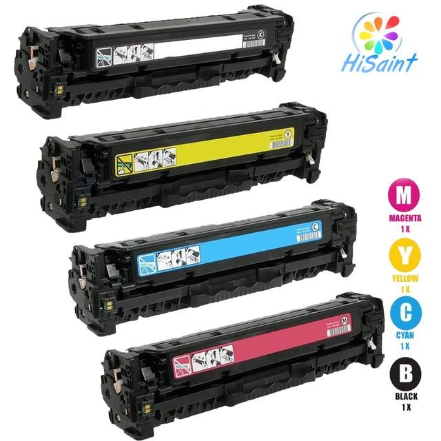 Hisaint nouvelle vente pour HP C4191A C4192A C4193A C4194A cartouche de Toner pas cher pour HP couleur LaserJet 4500/4550 série bas prix