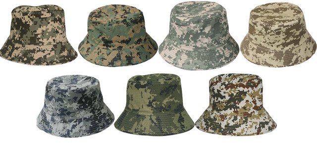 92163a6d0d1 Wholesale 10pc Lot COOL Army Digital Camo Bucket Hat 2015 Outdoor Men  Camouflage Bucket Hat For Hiking Camping Caps In Bulk