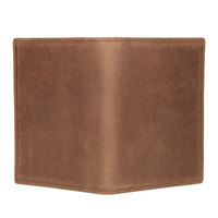 Passport Travel Wallet Genuine Leather Card Holder Purses Multi Function Credit Card Wallets