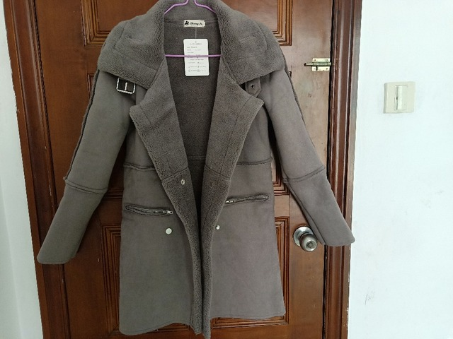 Women's Cashmere Woolen Winter Coat