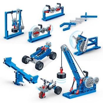 BanBao-Building-Blocks-Power-Machine-Leverage-Technic-Experiment-Bricks-Educational-Model-Toy-For-Children-Kids-Friend