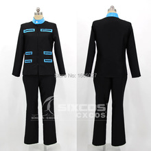 Сейлор мун чиба мамору Seiya коу форма костюм косплей костюм на заказ бесплатная доставка новый