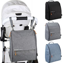 Органайзер для детской коляски рюкзак подгузников сумка мам