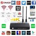 CSA93 Fully Loaded Amlogic S912 Android TV Box Octa core 2G/16G Android 6.0 TV Box WiFi BT4.0 H.265 4K Meida Player+Keyaobard