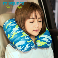 M Square Travel Accessories for U-shaped Neck Pillow Massager Travel Pillow Neck Pillows Cushion Headrest