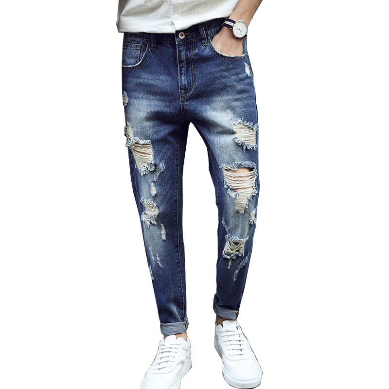 Popular Mens Jeans Trends-Buy Cheap Mens Jeans Trends lots