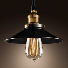 Free Shipping Modern Vintage Loft Pendant Lamp Hanging Light Suspended Lighting for Restaurant Decoration