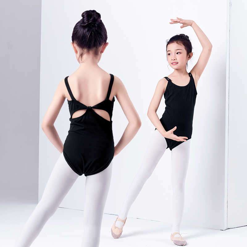 a13634aa6 Detail Feedback Questions about Cotton Sleeveless Black Pink Ballet ...