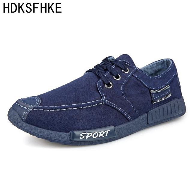 2017 Mens Casual Shoes shoes for men outdoor walking Breathable Footwear Loafers black male fashion shoes men canvas shoes