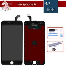 4.7 Touch Display For iPhone 6 and 6S LCD Screen for 6G Digitizer Replacement