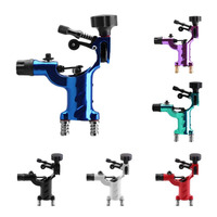 6 Colors Excellent Quality Dragonfly Rotary Tattoo Machine Professional Shader And Liner Assorted Tatoo Motor Gun