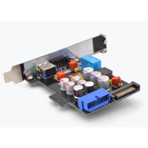 Image 3 - Elfidelity USB Power Source PC HiFi Preamp Internal Filter For USB Audio Device-in Integrated Circuits from Electronic Components & Supplies