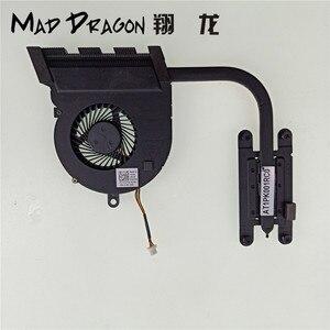 Image 2 - MAD דרקון מותג מחשב נייד עבור Dell Inspiron 15 5565 17 5765 Quad Core מעבד צלעות קירור ומאוורר משולב Intel גרפיקה 0JGJYW JGJYW