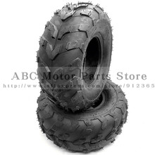 2pcs/lot of 6 Inch ATV Tire 145/70-6 four wheel vehcile Fit for 50cc 70cc 110cc Small Front Or Rear Wheels