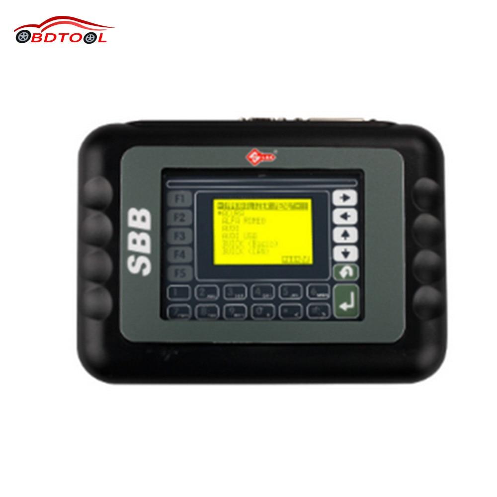 ФОТО Promotion!! Professional Universal Auto Key Programmer Multi-language Silca V33 SBB Key Programmer Free Shipping