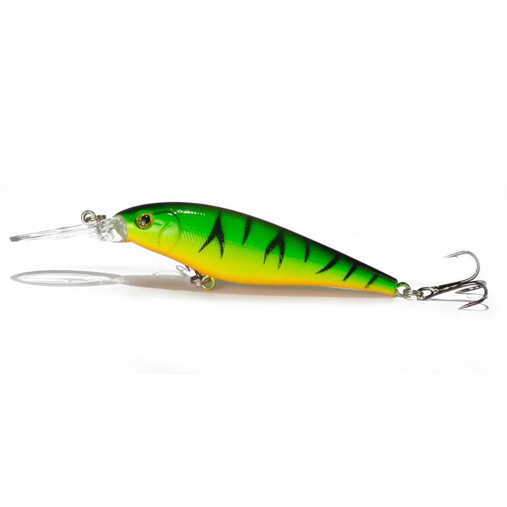 Sealurer рыболовная приманка 1 шт. приманка для щуки гольян 11 см 10,5 г Джеркбейт плавание на глубине воблеры кренкбейт - Цвет: G
