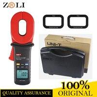 UNI T UT275 Professional Авто Диапазон зажим заземления сопротивление тестеры 0,01 1000ohm w/0 ~ 30A ток утечки тестер UT275