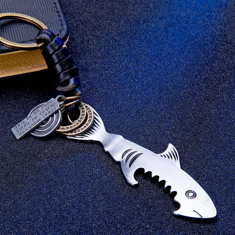 Shark Key Rings
