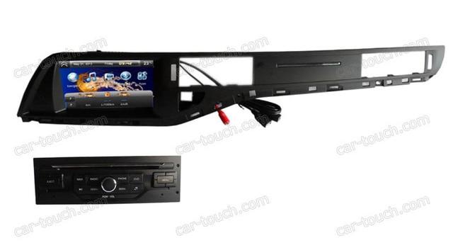 citroen c5 voiture lecteur du tableau de bord dvd gps autoradio navigation avec cam ra de recul. Black Bedroom Furniture Sets. Home Design Ideas