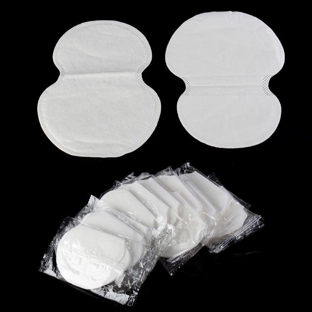 20pcs/40pcs(1bag=2pcs)Disposable Underarm Sweat Pads For Clothing Anti Sweat Armpit Absorbent Pads Deodorants Shield Sticker