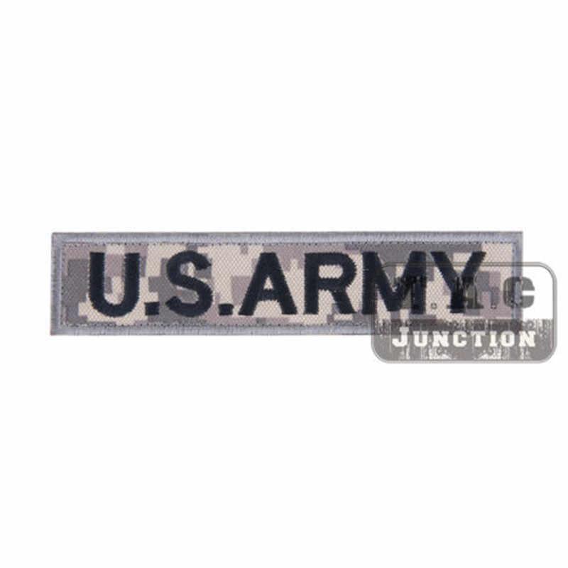 """טקטי צבא ארה""""ב Tab תיקון צבאי מרובה Armband תג עבור BDU אחיד צבאי אביזרים"""
