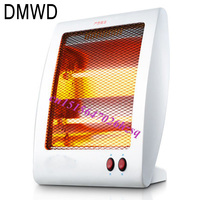 DMWD 800w 220V power electric fan heater household office Warmer Tip Over Protection