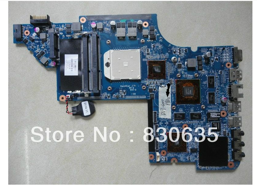 641576-001 lap connect with printer motherboard DV7-6000 full test lap  connect board 595133 001 lap connect with printer motherboard dv6 dv6t full test lap connect board