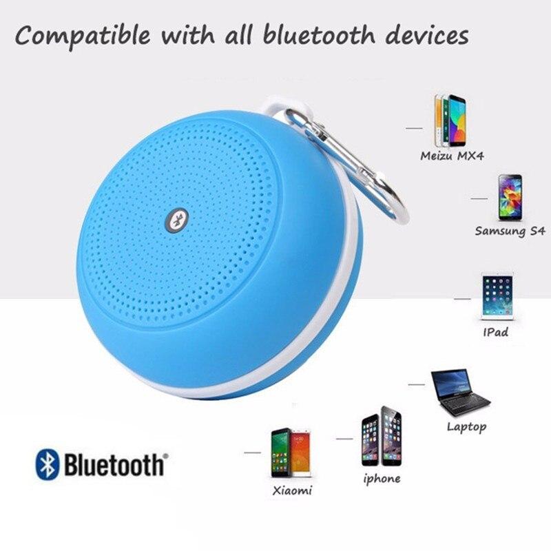 2017 Nouvelle Mode Mini Portable Sport En Plein Air Sans Fil Bluetooth Haut-Parleur Y3 Haut-Parleur FM Radio TF Carte Subwoofer Lecteur de Musique