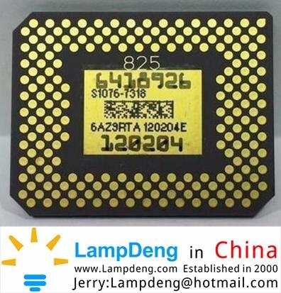 bilder für DMD chip S1076-7312 (825) S1076-7318 (825) für Projektoren, Lampdeng.com in China
