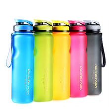 Water Bottles 1000ml Capacity Drinking Portable Plastic Sport Drink Bottle bpa Free for Men Women Climbing Cycling Travel