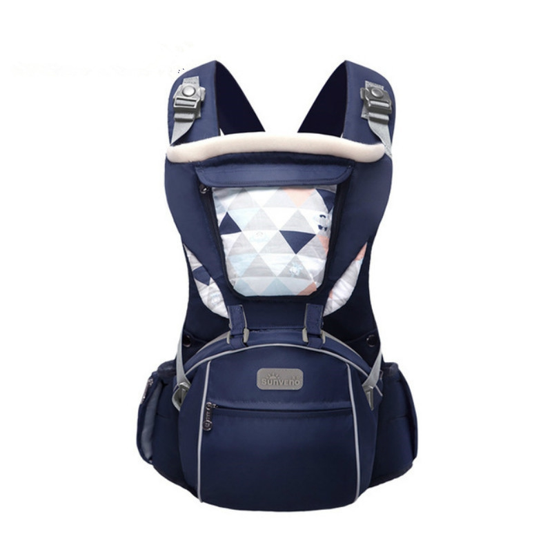 New Designer Baby Carrier Infant Toddler Front Facing Carrier Sling Kids Ergonomic Kangaroo Hipseat Baby Care for 0-36 Months baby carrier ergonomic re hold infant backpack carriers for baby care toddler sling kangaroo baby suspenders