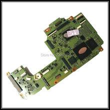 100% original placa madre placa principal para canon 70d eos70d/tarjeta de datos/ranura para tarjeta de la tarjeta adecuada para canon EOS70D