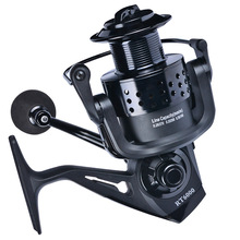 Fishing Reel Spinning 13+1 Bearing Balls 2000-7000 Series Double-line cup All metal Wheel tool