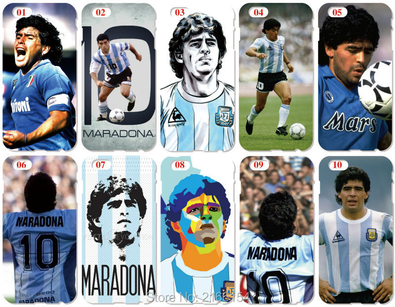 Maradona Football <font><b>Phone</b></font> <font><b>Case</b></font> For <font><b>BQ</b></font> Aquaris <font><b>M5</b></font> E5 E6 <font><b>M5</b></font>.5 X5 Plus For Blackberry Z10 Z30 Q10 For NokiaLumia 520 930 Cover Coque
