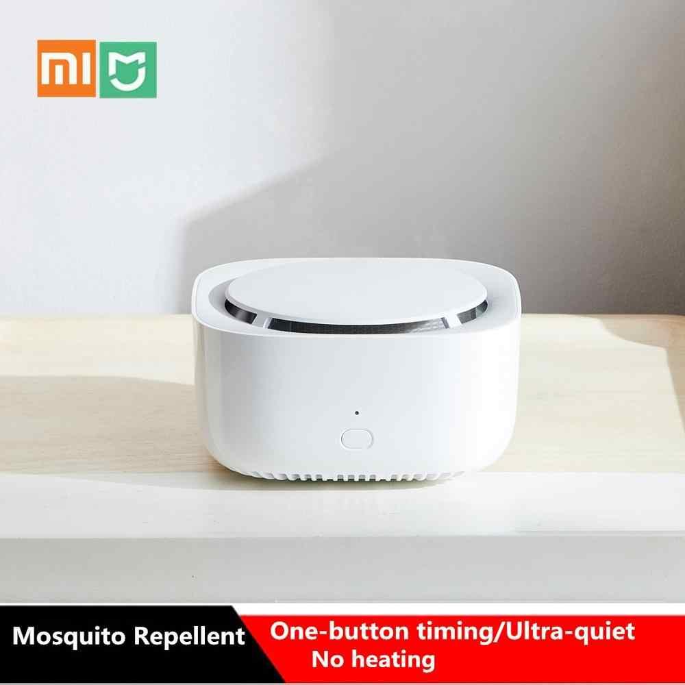 2019 Xiaomi Mijia Sivrisinek Kovucu Katil Hiçbir Isıtma Fan Sürücü Buharlaşma Böcek Kovucu Kapalı Kullanım Değiştirilebilir Kovucu