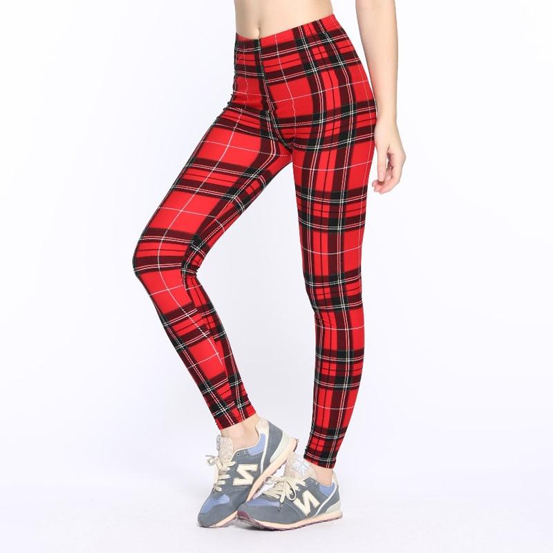 2018 nieuwe zachte katoenen leggings dames met print legging - Dameskleding