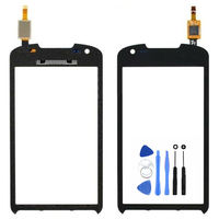 Free Shipping New Touch Screen Digitizer Glass Lens For Samsung Galaxy Xcover 2 S7710 Tools