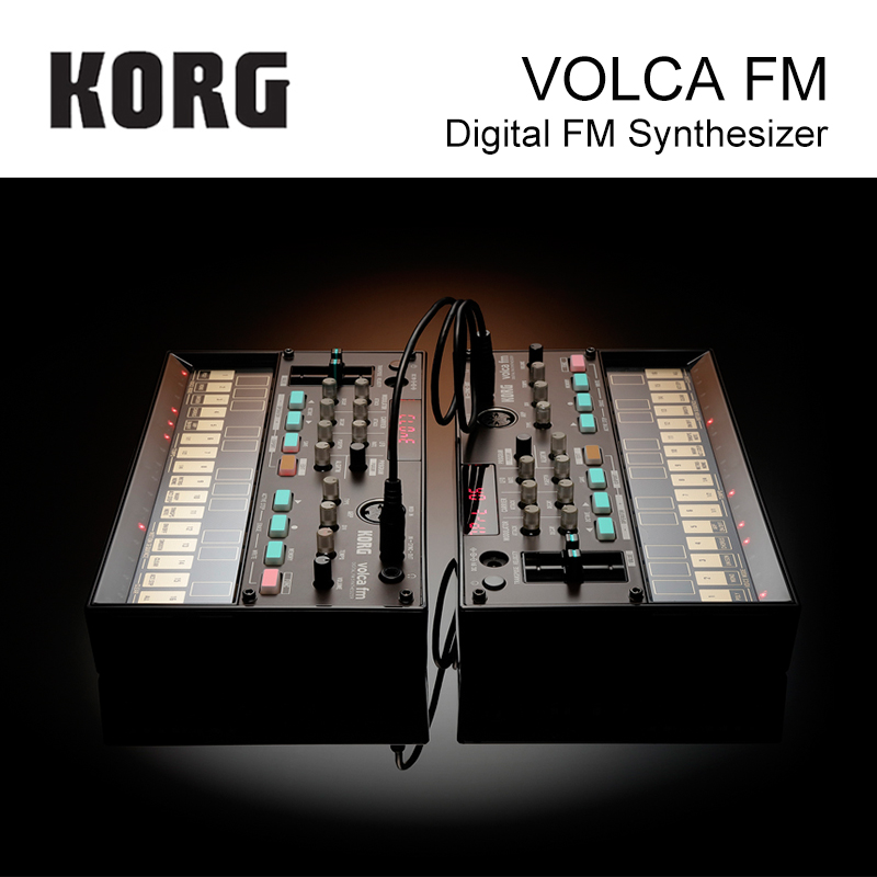 US $165 99 |Korg Volca FM Digital FM Synthesizer Polyphonic Digital  Synthesizer-in Guitar Parts & Accessories from Sports & Entertainment on