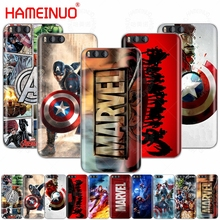 HAMEINUO Marvel Superheroes Cover Case for Xiaomi