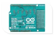 new Italian original 9 Axes Motion Shield for arduino, based BNO055 integrated accelerometer gyroscope geomagnetic sensor etc.