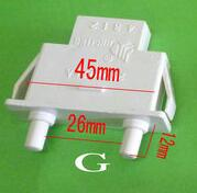 Refrigerator Parts door switch with 3 pins thyssen parts leveling sensor yg 39g1k door zone switch leveling photoelectric sensors