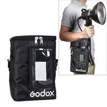 Godox PB 600 flash portátil caso bolsa de proteção capa para godox AD H600 witstro ad600 ad600b ad600bm ao ar livre flash