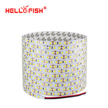 Hello Fish 5M 2835 600 SMD LED Strip 12V flexible120 led m LED Tape White/Warm white/ Red/ Green/ Blue With Tracking Number(China)